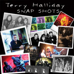 Terry Halliday Snap Shots CD